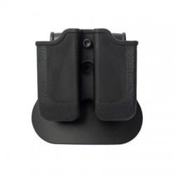 Porta cargador pistola doble IMI