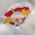 Polo bordado BRIPAC bandera