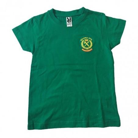 Camiseta infantil GUARDIA CIVIL bordada