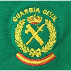Camiseta GUARDIA CIVIL bordada infantil