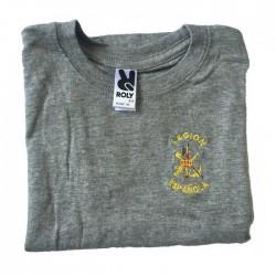 Camiseta infantil LEGIÓN escudo bordado