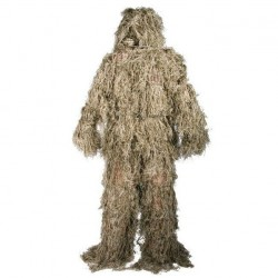 Traje Ghillie
