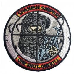 Parche Spanish Sniper