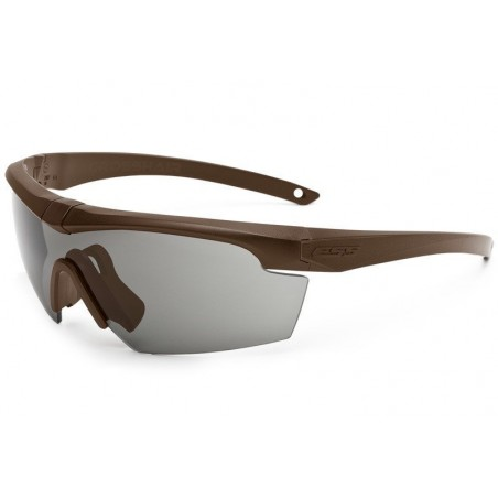 Gafas ESS CROSSHAIR COYOTE BROWN 2 lentes