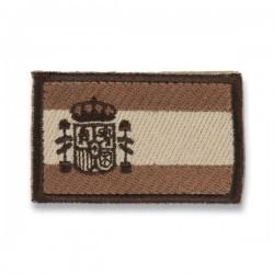 Parche Bandera uniforme escudo
