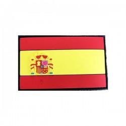 Parche Bandera España PVC