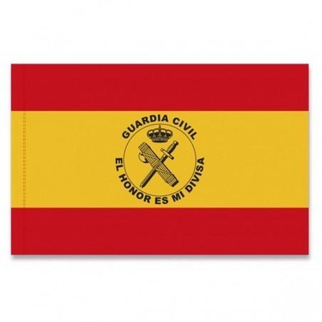 Bandera España Guardia Civil