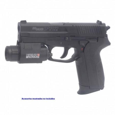 Pistola SIG SAUER P2022 de Cybergun