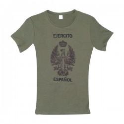 Camiseta interior Ejército Español Chica.