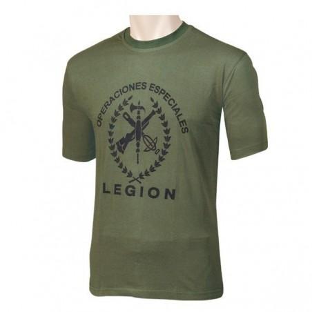 Camiseta interior LEGION OPERACIONES ESPECIALES.