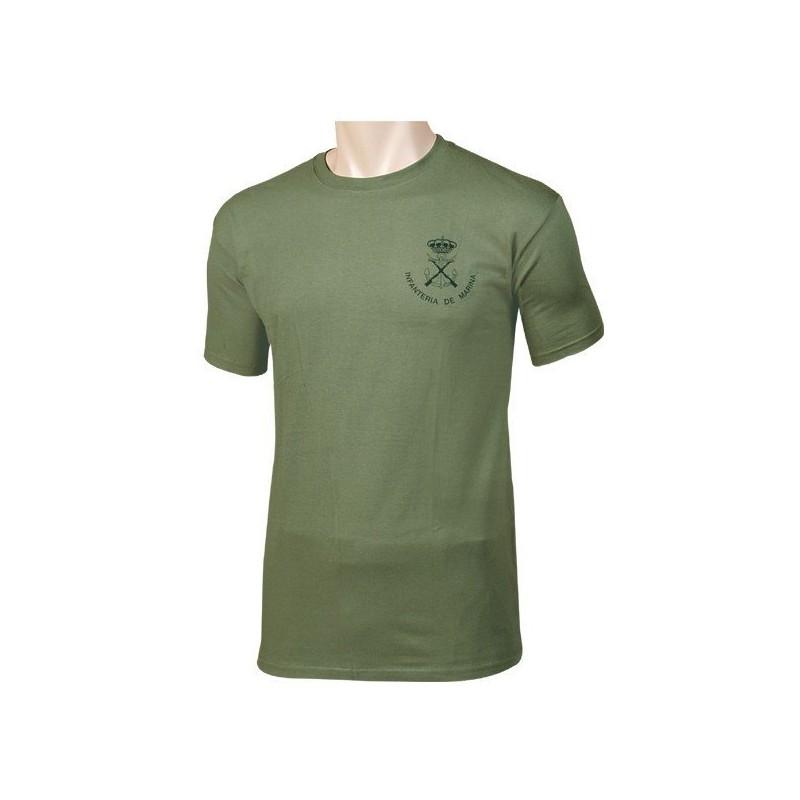 Camiseta interior infantería de marina