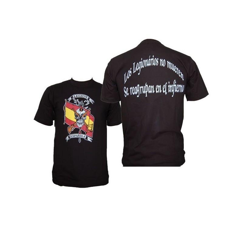 Camiseta LEGION CALAVERA