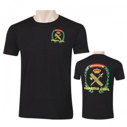 Camiseta Guardia Civil Laurel