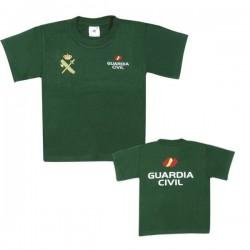 Camiseta GUARDIA CIVIL niños
