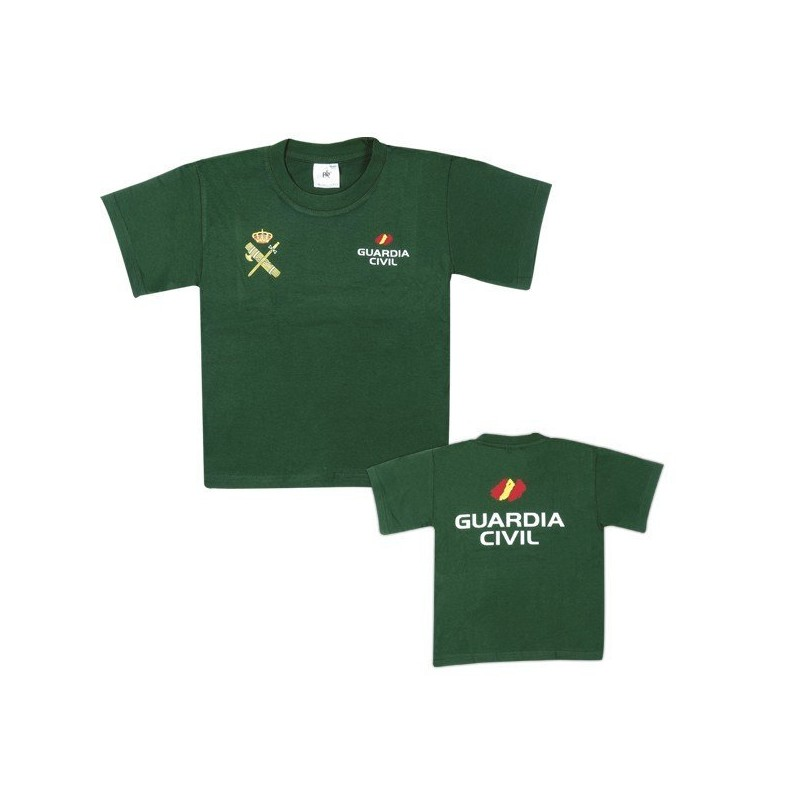 Camiseta GUARDIA CIVIL niños
