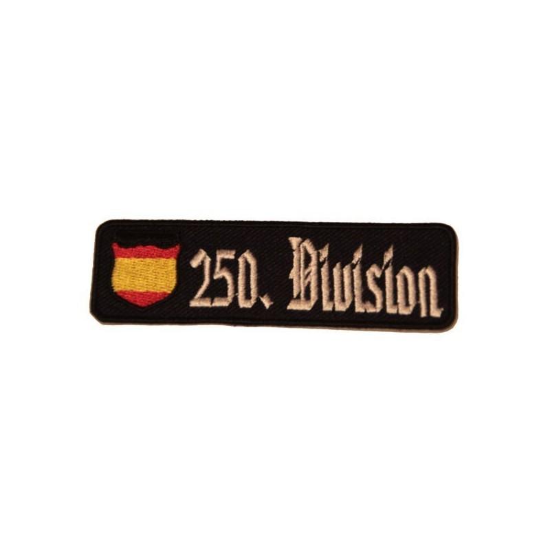 Parche División 250