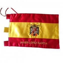 Bandera Bordada Personalizada