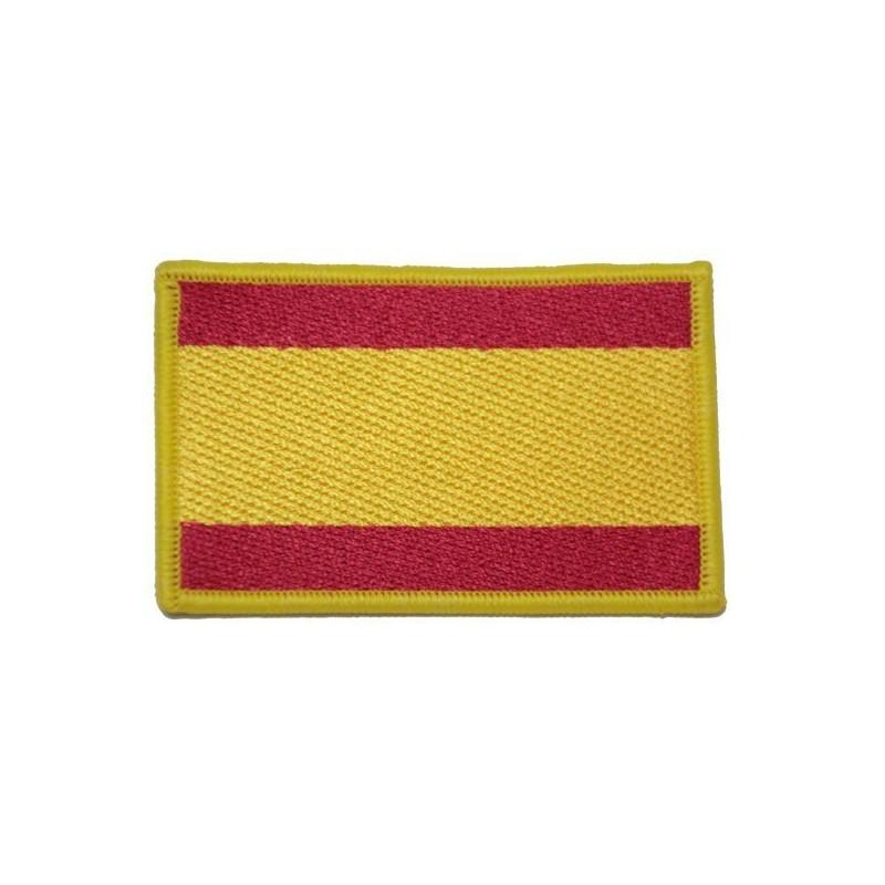 Parche Bandera España Grande Bordada