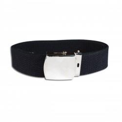 Cinturón  liso 3 cm.