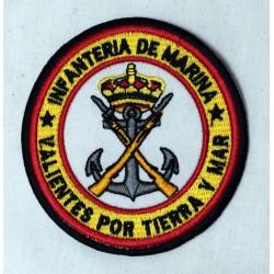 Parche bordado Infantería de Marina