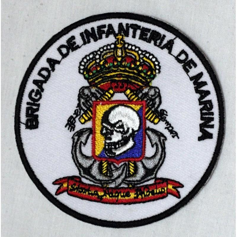 Parche bordado Brigada Infantería de Marina
