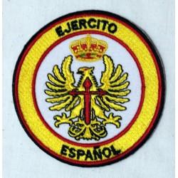 Parche bordado Ejército Español