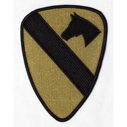 Parche Regimiento de Caballería americano táctico