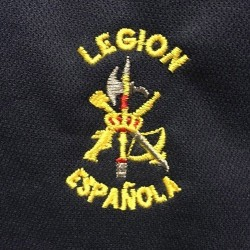 Polo bordado LEGION