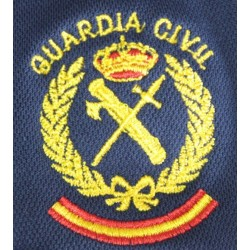 Polo bordado Guardia Civil