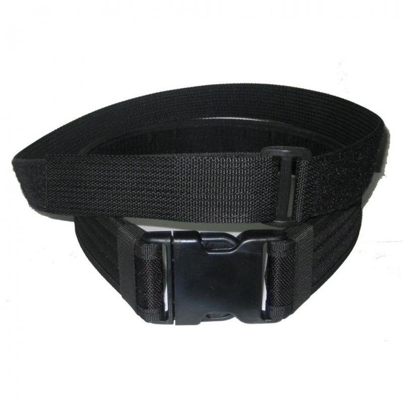 Cinturón int+ext doble hebilla de seguridad