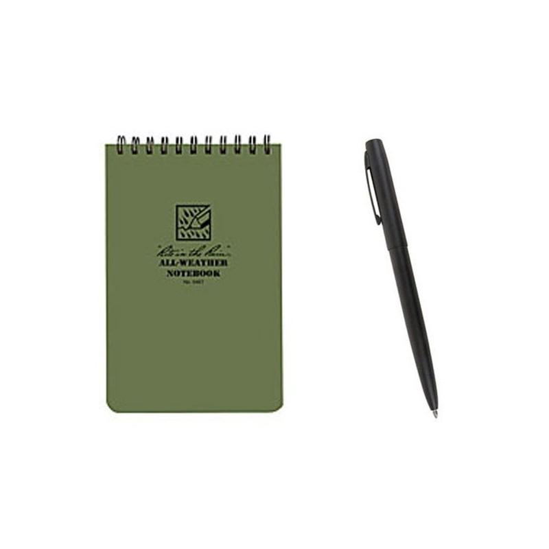 Libreta + bolígrafo ALL WEATHER