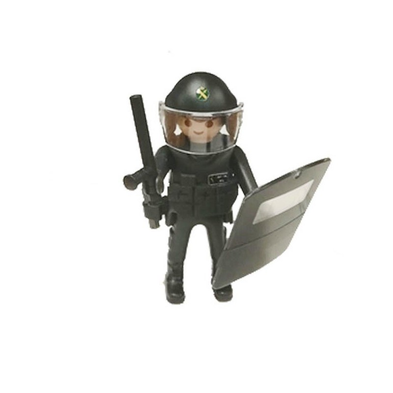 Playmobil Guardia Civil Seguridad