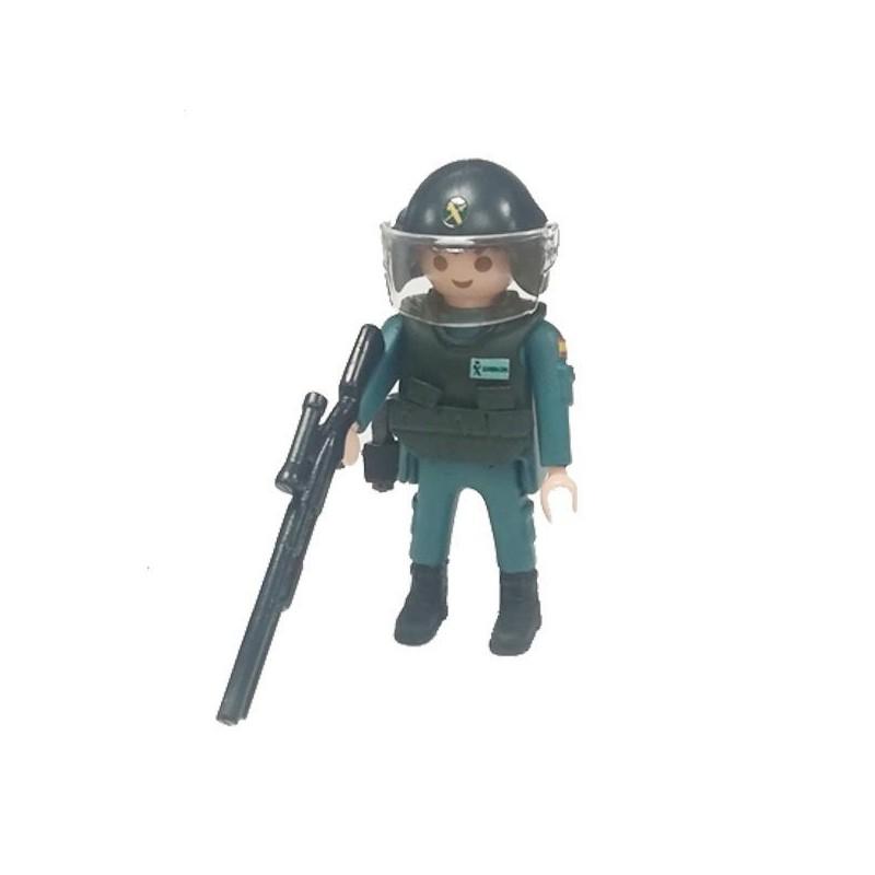 Playmobil Guardia Civil Seguridad