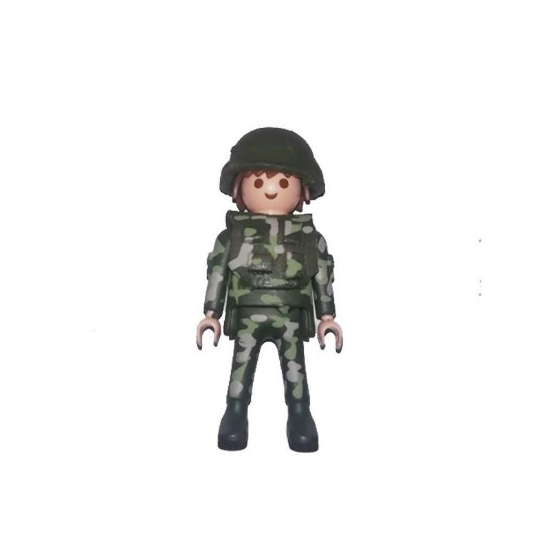 Playmobil militar