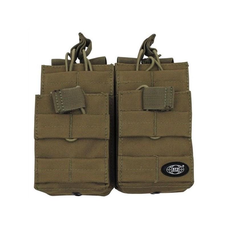 Porta cargador múltiple tipo M4