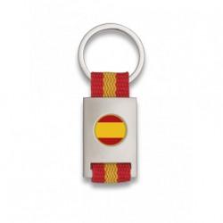 Llavero Cinta Bandera España