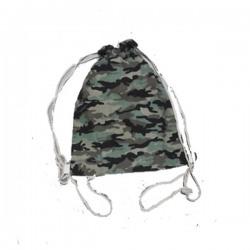Bolsa de cuerda camo