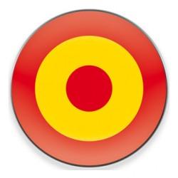 Imán Bandera de España