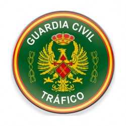 Imán Guardia Civil Tráfico