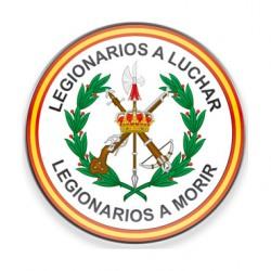 Imán Legión Española