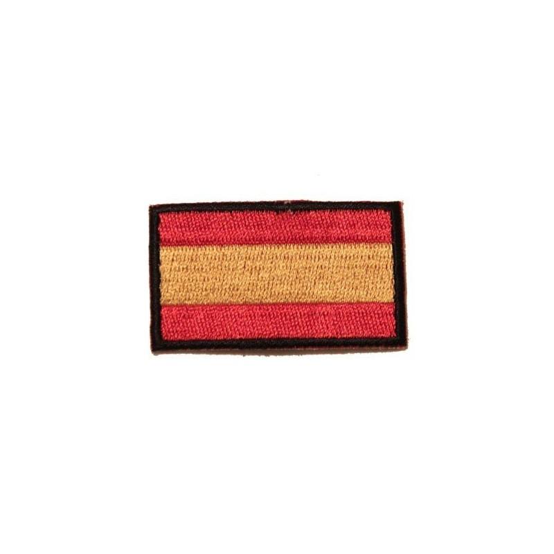 Parche Bandera España uniforme
