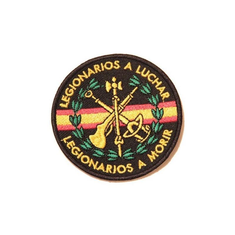 Parche Legión Española