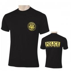 Camiseta Police Departament