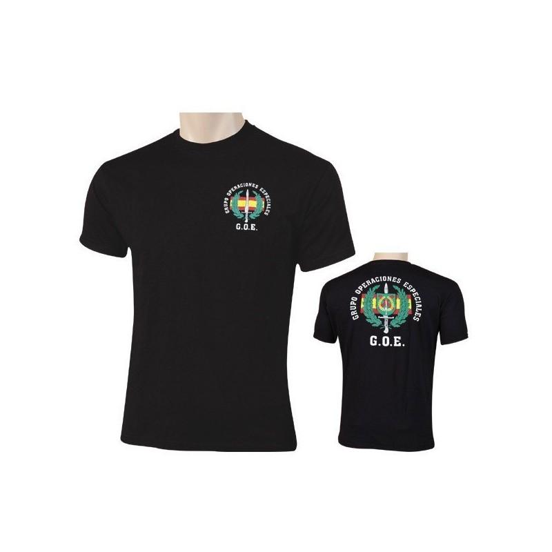 Camiseta GOE