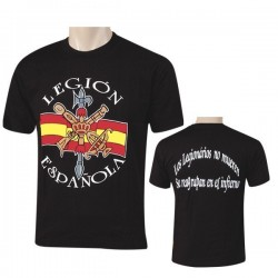 Camiseta LEGION ESPAÑOLA